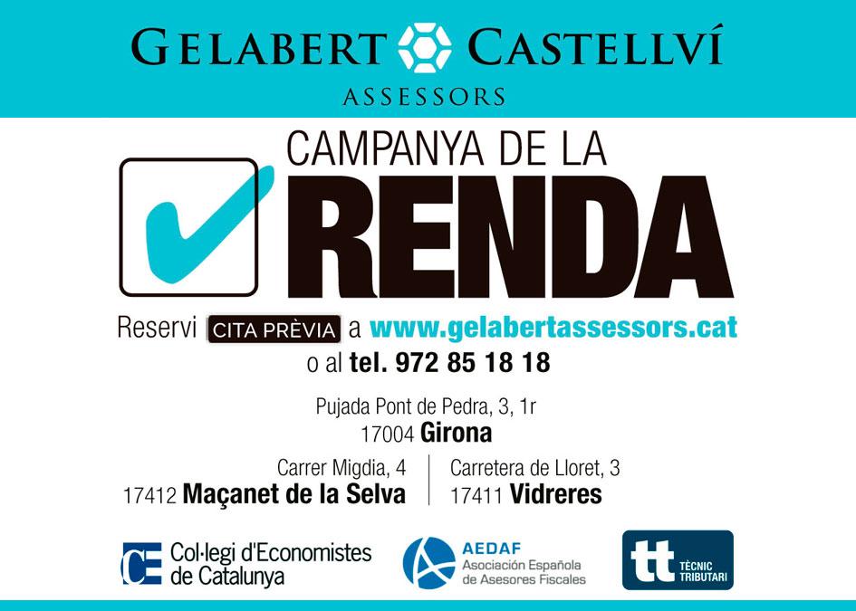 CAMPANYA RENDA 2016
